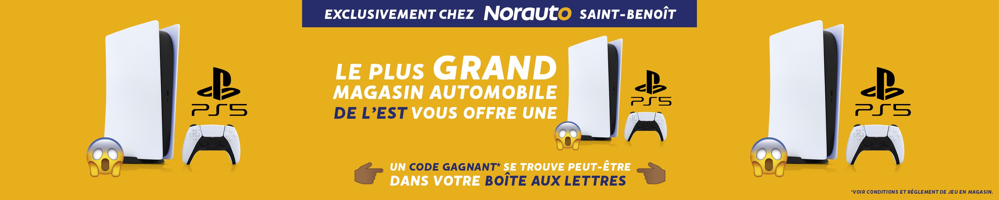 Code Gagnant PS5